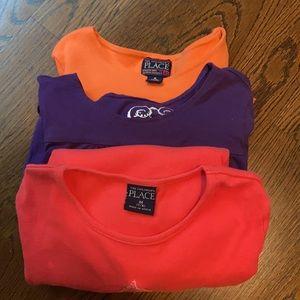 Bundle of 3 Comfy Children's Place Shirts!